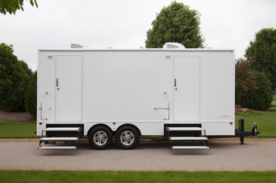 Portable Restrooms for Events